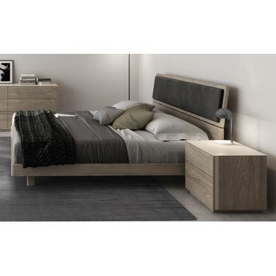 Alma Queen Upholstered Platform Bed