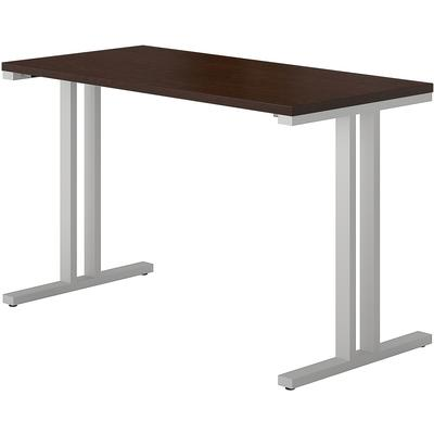 "400 Series 48""W x 24""D Training Table in Mocha Cherry"
