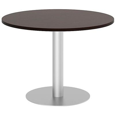 "42"" Round Conference Table Kit - Metal Disc Base"