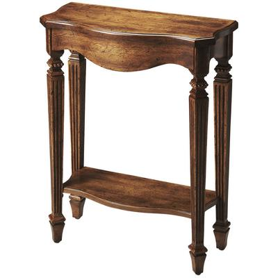 Masterpiece Cheshire Dark Toffee Console Table