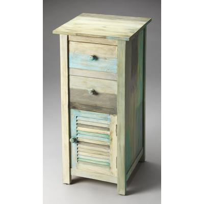 Artifacts Fiona Painted Rustic Accent Chest
