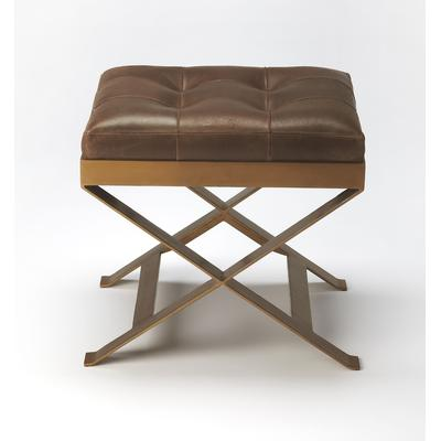 Butler Loft Rodrigo Leather Stool