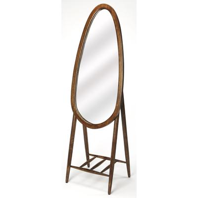 Butler Loft Bowen Oval Floor Standing Mirror