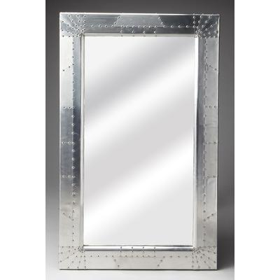 Industrial Chic Midway Aviator Wall Mirror