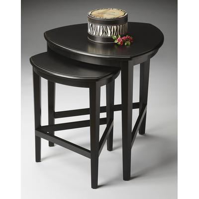 Butler Loft Finnegan Black Licorice Nesting Tables