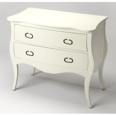 Masterpiece Rochelle Off White Drawer Chest