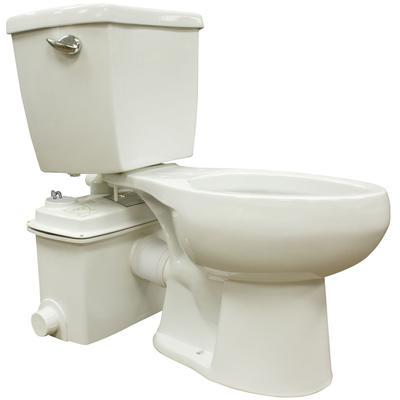 Power Flush Optima Toilet