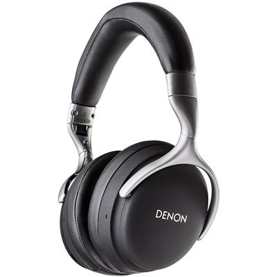 Wireless Noise Cancelling Over-Ear Headphones - Black