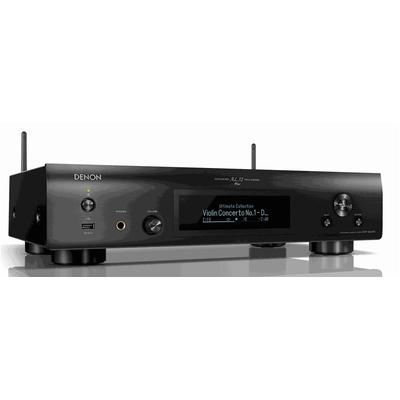 Audiophile Network Audio Player with Bluetooth