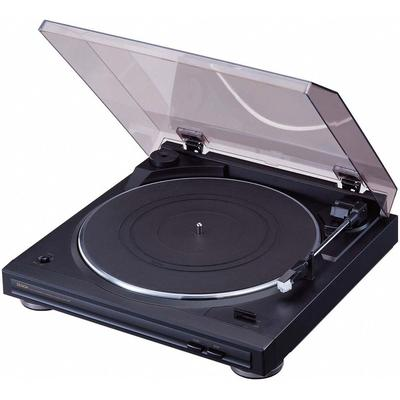 2-Speed Automatic Belt-Drive Turntable