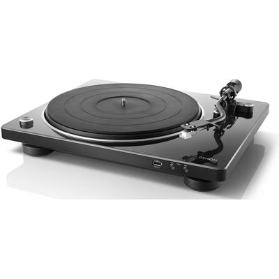 Hi-Fi Turntable with Speed Sensor and USB Encoder