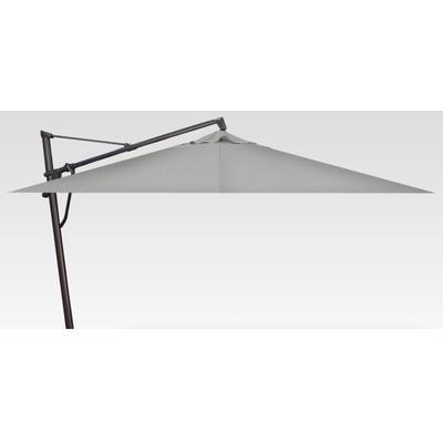 AKZ Plus 10' x 13' Rectangular Cantilever Umbrella - Black