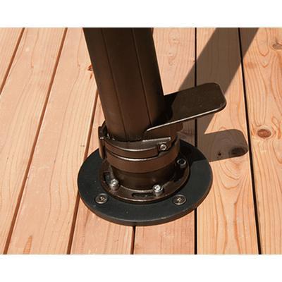 Wood Deck Mount Kit