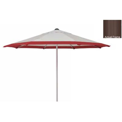 9' Commercial Pop Up Umbrella - Bronze