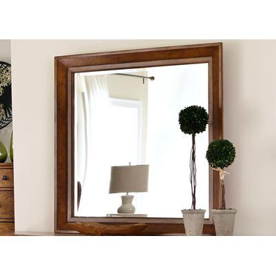 Grandpa's Cabin Mirror