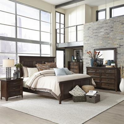 Saddlebrook 5-Piece Queen Bedroom Set