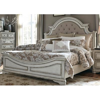 Magnolia Manor Queen Upholstered Bed