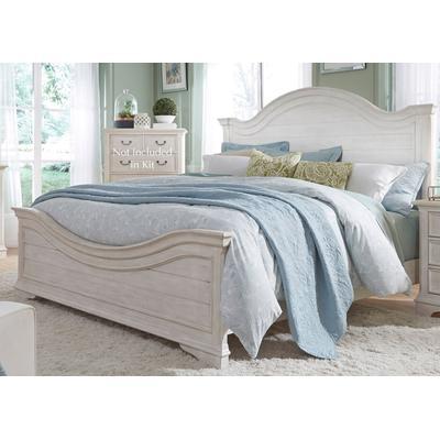Bayside Queen Panel Bed