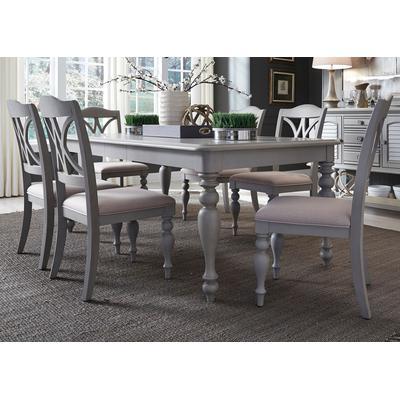 Summer House 7-Piece Rectangular Table Set
