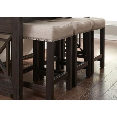 Heatherbrook Upholstered Barstool