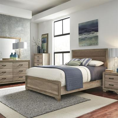 Sun Valley 5-Piece Queen Bedroom Set