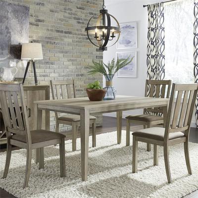 Sun Valley 5-Piece Leg Table Set