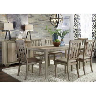 Sun Valley 7-Piece Rectangular Table Set