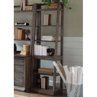 Stone Brook Leaning Bookcase