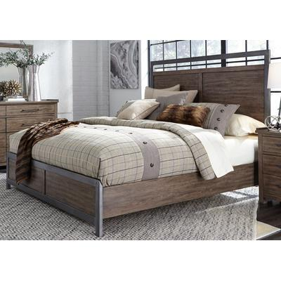Sonoma Road King Panel Bed