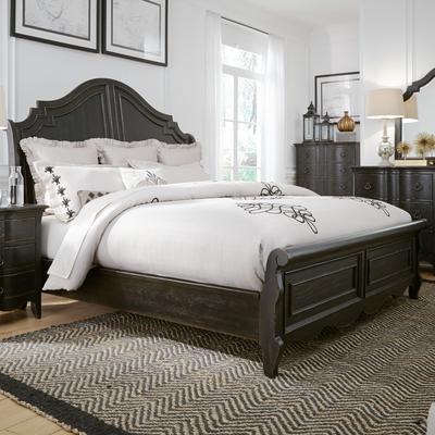 Chesapeake King Sleigh Bed