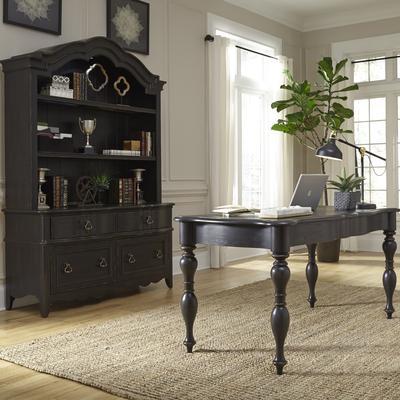 Chesapeake 3-Piece Desk and Hutch Set