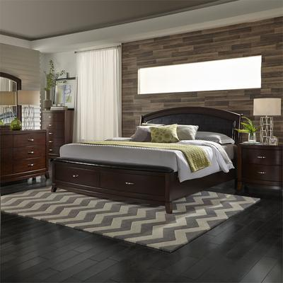 Avalon Queen 5-Piece Bedroom Set
