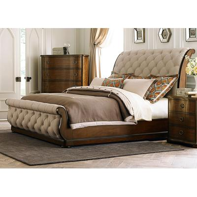 Cotswold Queen Sleigh Bed