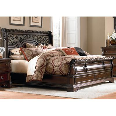 Arbor Place Queen Sleigh Bed