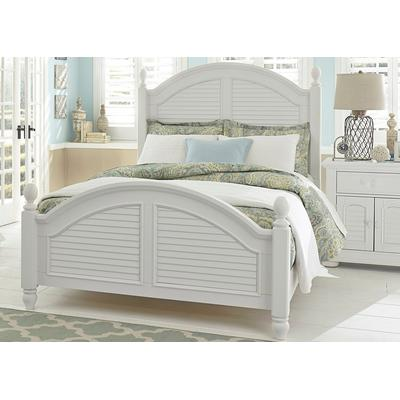 Summer House I Queen Poster Bed