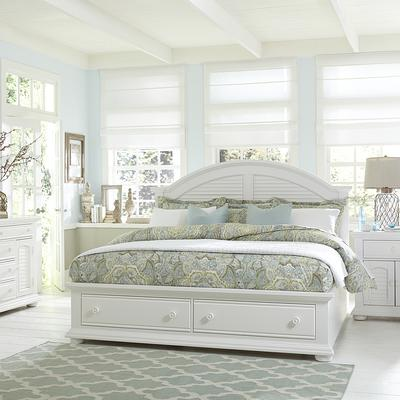 Summer House I 4-Piece Queen Bedroom Set