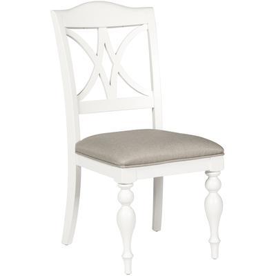 Summer House Slat Back Side Chair