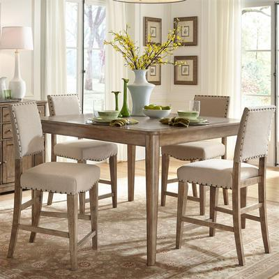 Weatherford 5-Piece Gathering Table Set