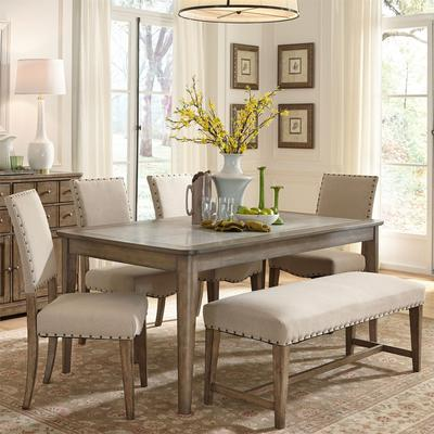 Weatherford 6-Piece Dining Set