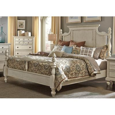 High Country Queen Poster Bed