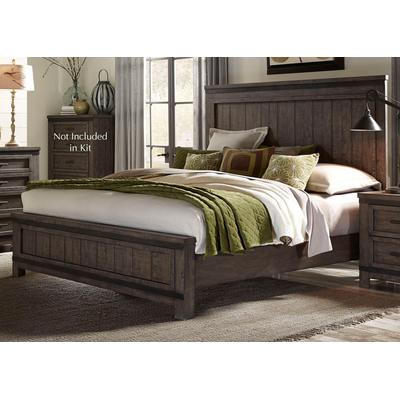 Thornwood Hills King Panel Bed