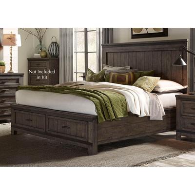 Thornwood Hills King Storage Bed