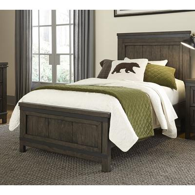 Thornwood Hills Twin Panel Bed
