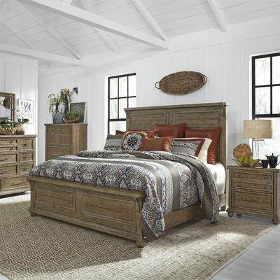 Harvest Home 5-Piece Queen Bedroom Set