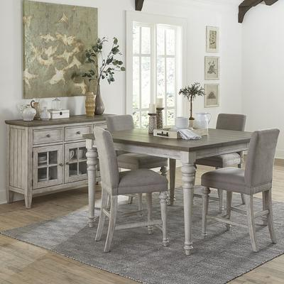 Heartland 5-Piece Gathering Table Set