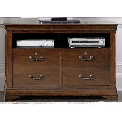 Chateau Valley Media File Cabinet