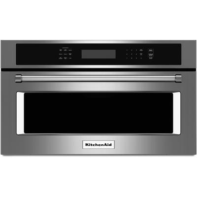 """30"""" 1.4 cu. ft. Built In Microwave Oven with Convection Cooking"""