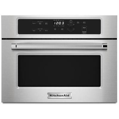 "24"" 1.4 cu. ft. Built In Microwave Oven with 1000 Watt Cooking"