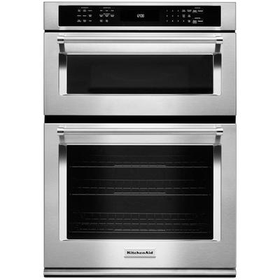 """30"""" Combination Wall Oven with Even-Heat True Convection"""
