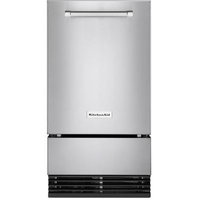 KitchenAid® 18'' Automatic Ice Maker with PrintShield™ Finish